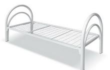 Кровати из металла дешевые для хостелов и отелей