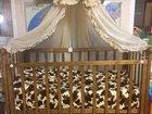 Кровать детская с комодом в комплекте