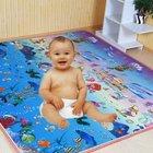 Полимерный коврик EVA 2м х1,8м х 2см