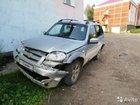 Chevrolet Niva 1.7МТ, 2014, битый, 250000км