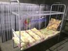 Свежее фотографию Мебель для спальни Кровати двухъярусные металлические 72948982 в Алексине