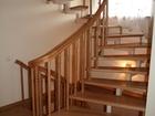Смотреть foto  Лестницы деревянные под ключ 58643864 в Альметьевске