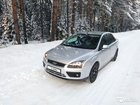Ford Focus 1.6AT, 2007, 136000км