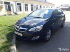 Opel Astra 1.6AT, 2011, 124444км
