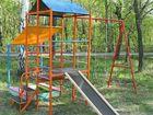 Детский спортивный комплекс дск Башня