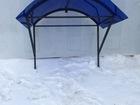 Скачать бесплатно foto Разное Козырёк(каркас) для крыши с бесплатной доставкой 39992744 в Арзамасе