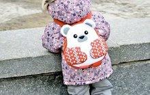 Рюкзак Белый Мишка 3