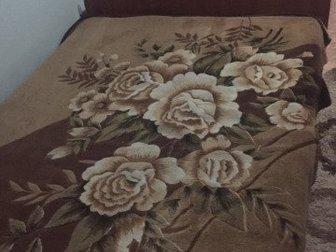 Продаю кровать с матрасом,  Размер 1,40*2, 00,  Цена 3500 в Астрахани