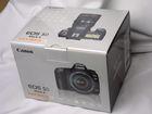Смотреть foto  Canon EOS 5D Mark II 21,1-мегапиксельная цифровая зеркальная камера - черный (комплект с EF L IS USM 39802453 в Александровске