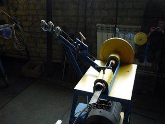 Уникальное фото Строительные материалы Станок, оборудование для изготовления рабицы, с бесплатной доставкой в Барнаул 33581660 в Барнауле
