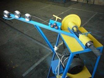 Скачать фото Строительные материалы Станок, оборудование для изготовления рабицы, с бесплатной доставкой в Барнаул 33581660 в Барнауле