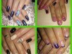 Просмотреть фотографию  Наращивание ногтей, шеллак, педикюр 33907136 в Балаково