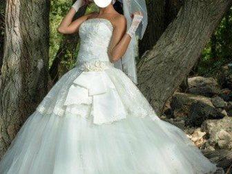 Новое foto Свадебные платья Продам шикарное свадебное платье 34121096 в Балаково