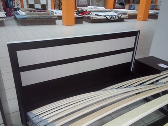 Увидеть фото  Кровать из ЛДСП 35985056 в Балаково