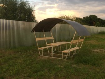 Скачать бесплатно foto Мебель для дачи и сада Беседка Азалия 36888196 в Балаково