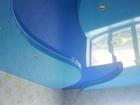 Фото в Строительство и ремонт Другие строительные услуги Натяжные потолки любой сложности в Барнауле в Барнауле 270