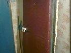 Фото в   Продам металлическую дверь б/у размер коробки в Барнауле 1000