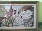 Фото в   Продается картина, вышитая крестиком. Размер в Барнауле 7500