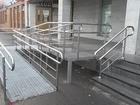 Фото в Строительство и ремонт Разное «Алтай Лестница» устанавливает ударопрочные в Барнауле 3200