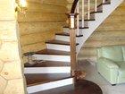Скачать бесплатно foto  Изготовление криволинейной лестницы из березы 39347985 в Барнауле