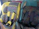 Кресло в авто для малыша