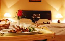 Бронирование гостиницы с обеденным столом
