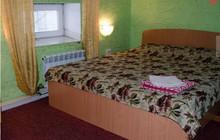 Номера гостиницы Барнаул с душевыми кабинами