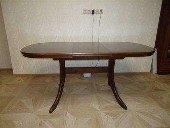 Просмотреть фото Мебель для гостиной продам стол 33086430 в Барнауле