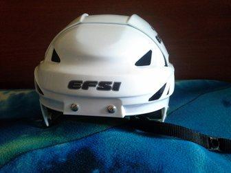 Скачать фото Спортивный инвентарь хоккейный шлем 33154765 в Барнауле