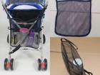 Новая сумка-сетка на коляску