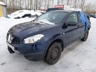 Nissan Qashqai 1.6МТ, 2012, битый, 94000км