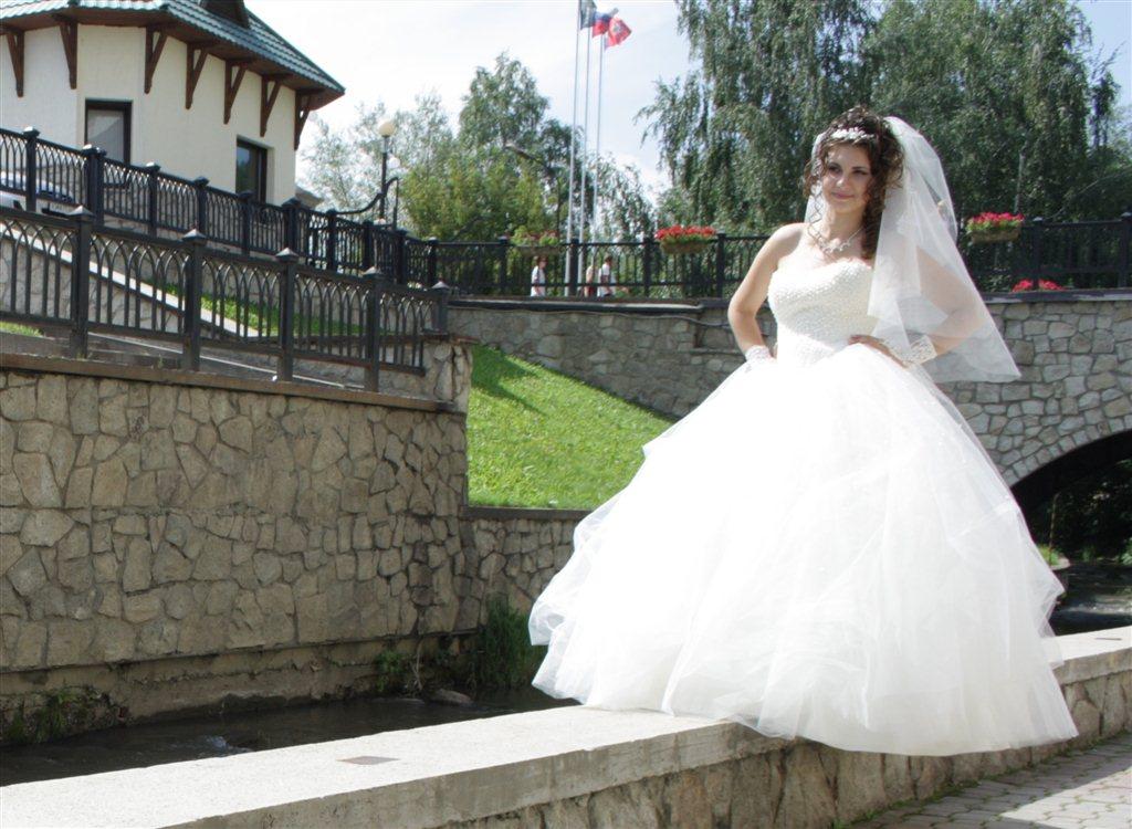 a7c21885414 Скачать бесплатно фотографию Свадебные платья Срочно продам очень красивое  платье!1 32596959 в Бийске ...