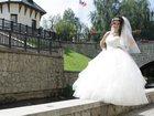 Скачать бесплатно фотографию Свадебные платья Срочно продам очень красивое платье!1 32596959 в Бийске