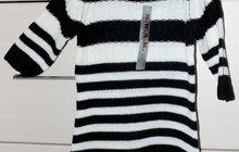 Платье вязаное, 4-5 лет