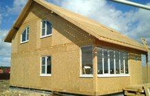 Строительство домов, коттеджей любой сложности
