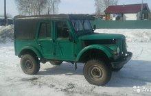 ГАЗ 69 2.1МТ, 1960, внедорожник