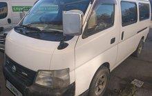 Nissan Caravan 3.0AT, 2002, минивэн