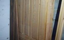 Дверь с косяком