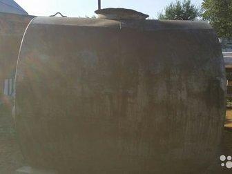 Продам ёмкость из под ГСМ5, 7м3 в Бийске
