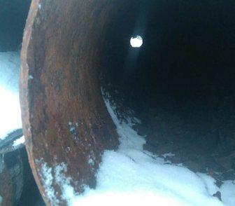 Фотография в Труба стальная Бу, восстановленные 530х6-7 п/ш, вода, пленка – 16000р/тн  530х8 в Бийске 16000