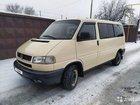 Volkswagen Caravelle 2.0МТ, 1996, 397963км