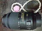 ���� �   ������ �������� Nikon DX AF-S Nikkonor 55-300 � ����������� 12�000