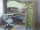 Просмотреть фотографию Мебель для детей Уголок школьника 39130315 в Биробиджане