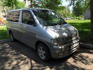 Мазда-бонго-френди Семейный автобус, в порядке, гаражное хранение