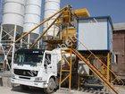 Просмотреть фото  Стационарный бетонный завод HZS 40 33476965 в Южно-Сахалинске
