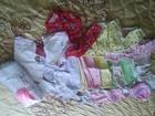 Фотография в   Продаю пакет вещей на девочку от 0-до 3-х в Благовещенске 600