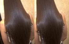 Ботокс для волос/Полировка волос