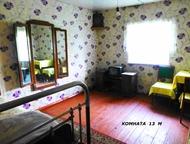 Сад-дача на р, Ока в СНТ Окское Кирпичный дом с мансардой, есть электричество, п