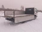 Изображение в   Перевозки на бортовом грузовике из центра в Братске 0