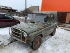 УАЗ 469 2.4МТ, 1982, 12360км